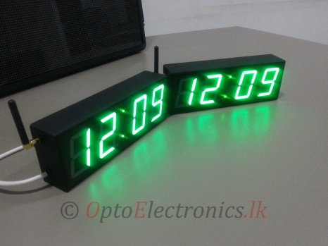 Digital Clock - 2""