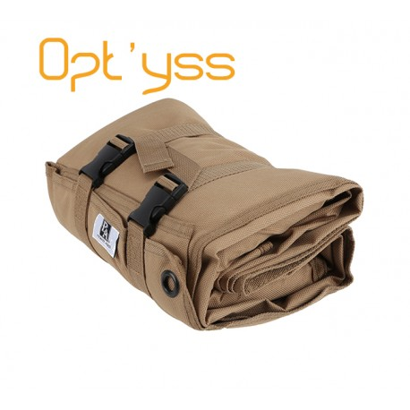tapis de tir compact primary arms flat dark earth opt yss instruments