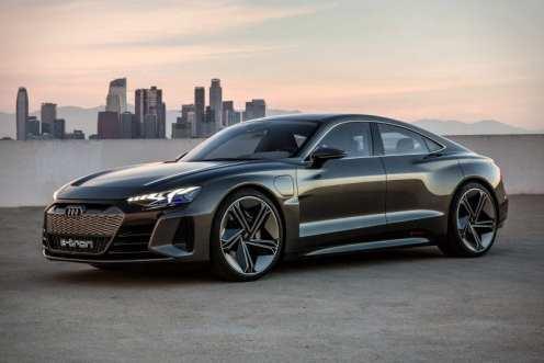Opulent Club Audi E-Tron GT 1