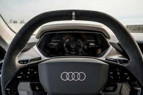 Opulent Club Audi E-Tron GT 9