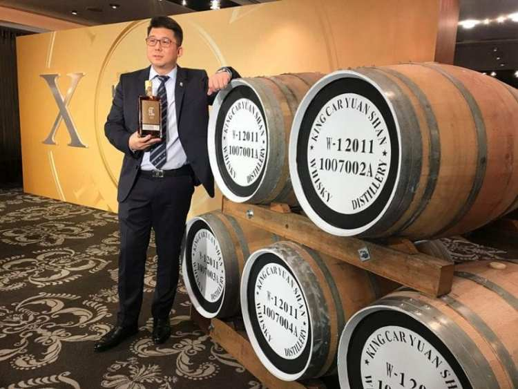 Kavalan Unveils 10th Anniversary First Growth Bordeaux Cask Aged