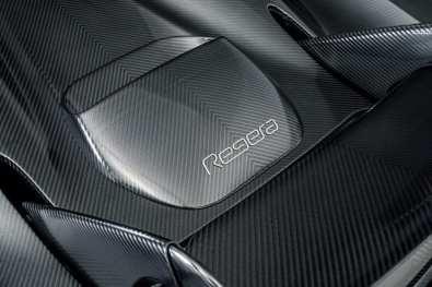 Opulent Club Koenigsegg Regera 6