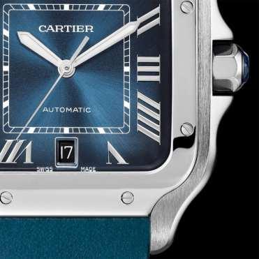 Cartier Santos Gradient Opulentclub3