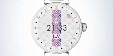 Opulent club Louis Vuitton Smartwatch 2
