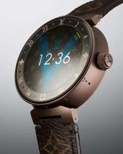 Opulent club Louis Vuitton Smartwatch 4