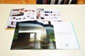 【マンション物件パンフレット】 取材、撮影、デザイン、印刷納品等をトータルで担当。