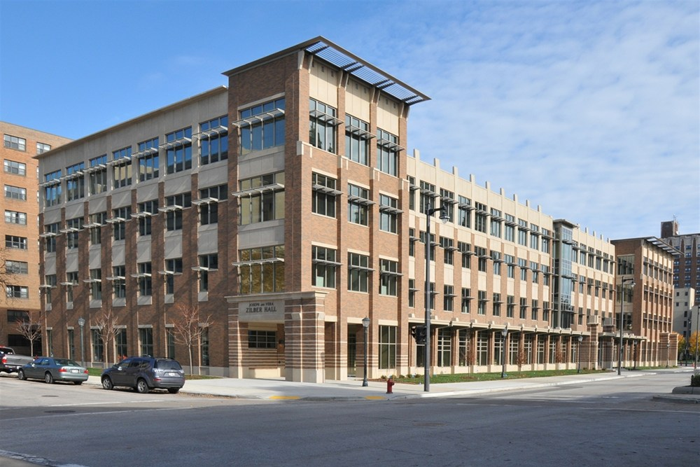 Marquette University Zilber Hall Institutional Office