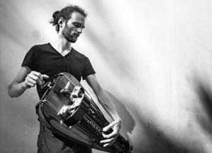 Guilhem Desq, Vielle à roue motrice