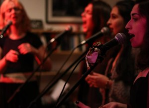 Les vibrations a cappella de Sojalisca