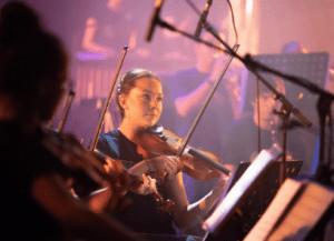 L'Orchestre des 4C allie le rap au classique !