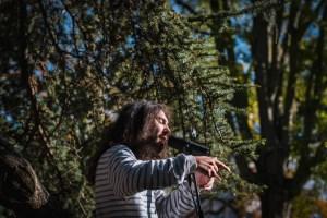 [Photos] Tournage session Opus : Yous MC – Jardin du Grand Rond – 14/11/2020