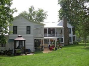 Nimrod Main House