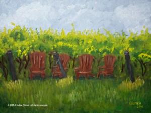 Rockbridge Vineyard Chairs
