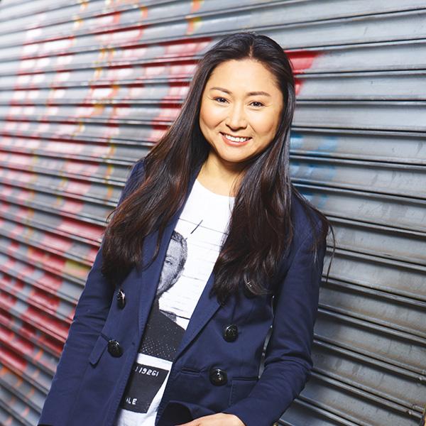 Asian Model Susan Lee
