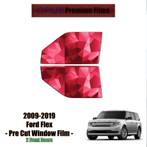 2009 – 2019 Ford Flex – 2 Front Windows Precut Window Tint Kit Automotive Window Film