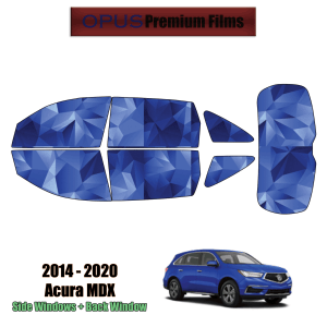 2014 – 2020 Acura MDX – Full SUV Precut Window Tint Kit Automotive Window Film