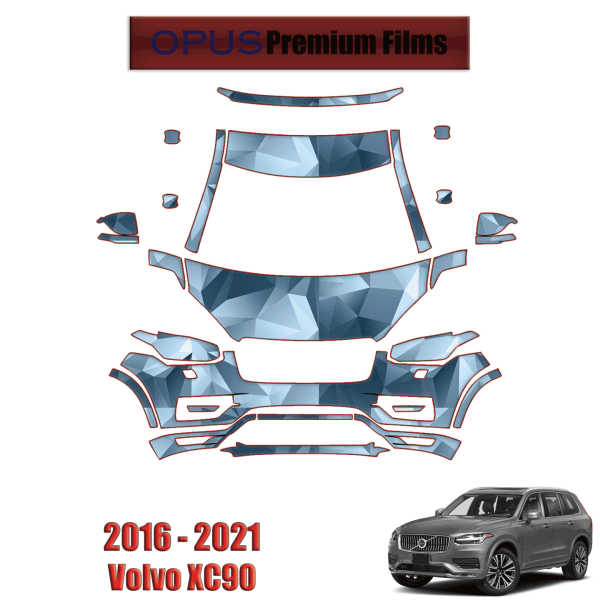 2016 – 2021 Volvo XC90 – Paint Protection Kit