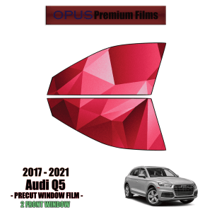 2017 – 2021 Audi Q5 Front Windows (PreCut Window Film)