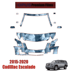 2015-2020 Cadillac Escalade – Paint Protection Kit