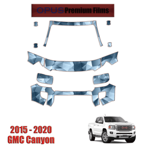 2015 – 2020 GMC Canyon – Paint Protection Kit