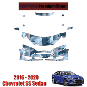 2016 – 2017 Chevrolet SS – Paint Protection Kit