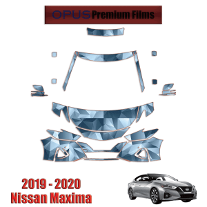 2019 – 2020 Nissan Maxima – Paint Protection Kit
