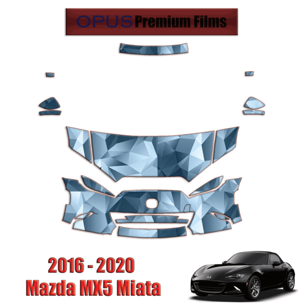 2016 – 2020 Mazda Miata MX5 – Paint Protection Kit