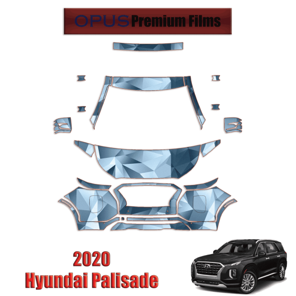 2020 – 2021 Hyundai Palisade – Paint Protection Kit