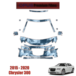 2015 – 2020 Chrysler 300 – Paint Protection Kit