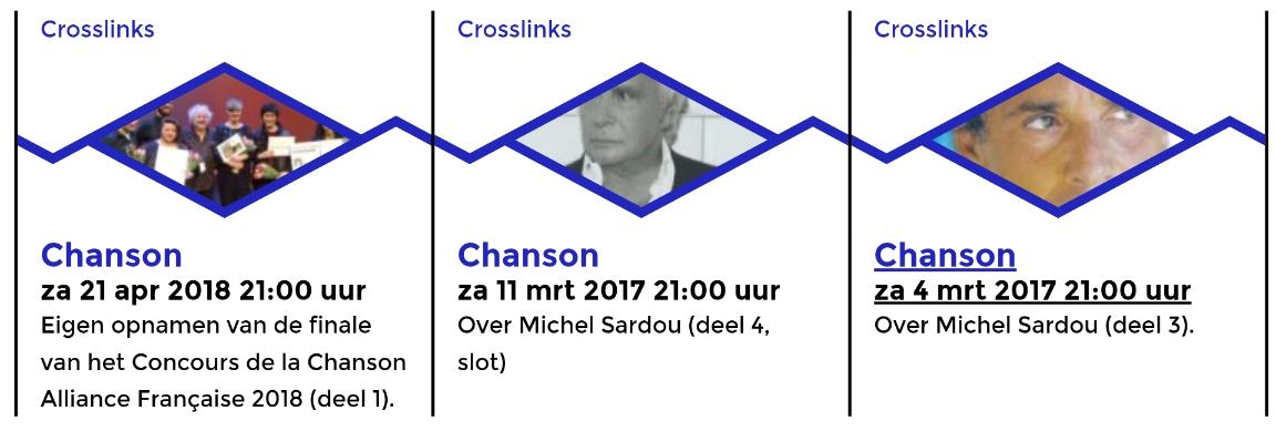 Michel Sardou op de Concertzender