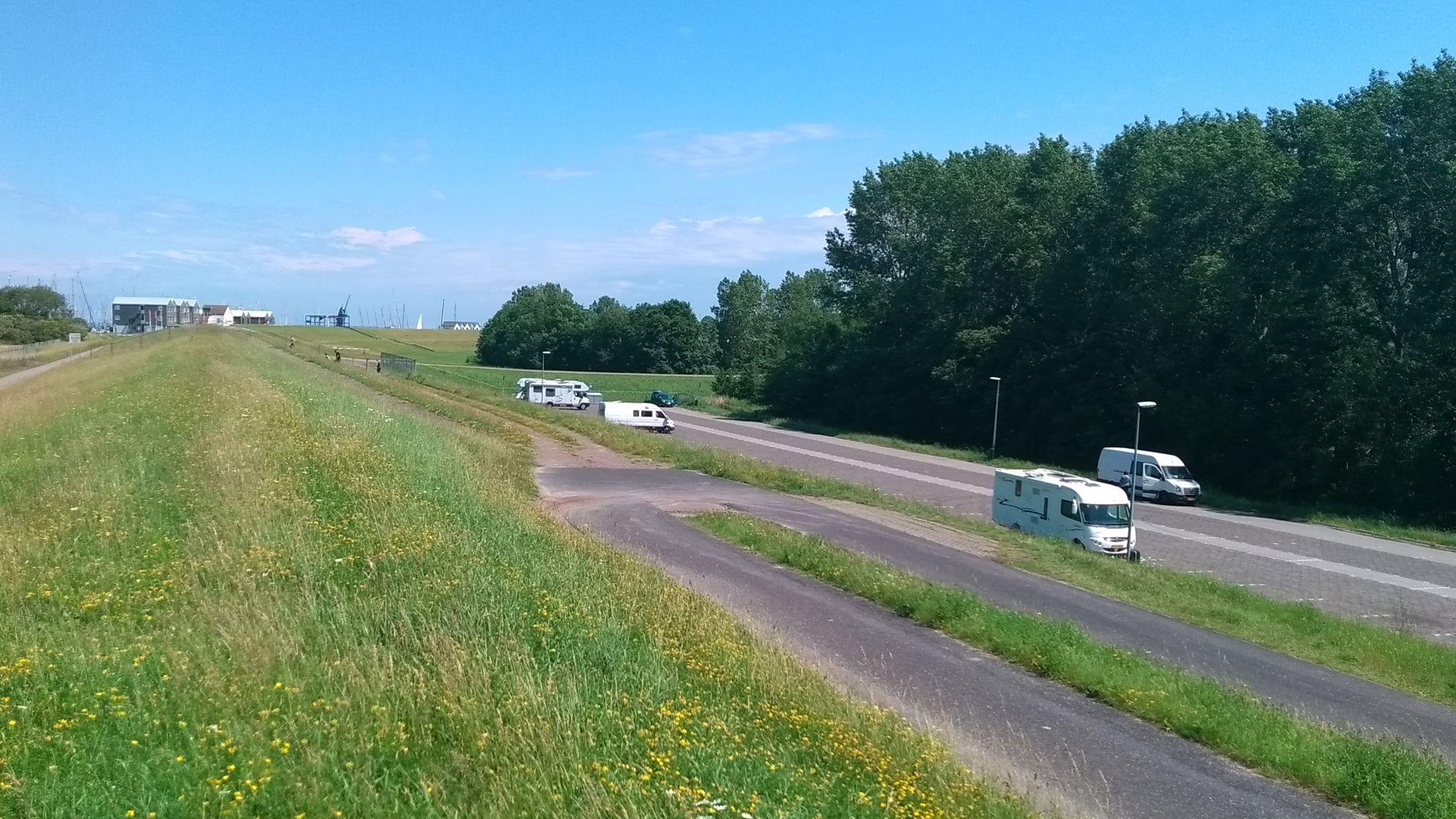Camperplaats Houtribslag Lelystad