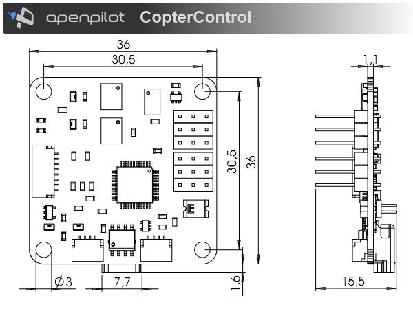 CC3D measurements