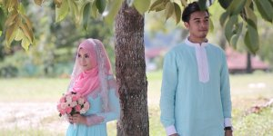 Tiraa & Bazli : The Engagement