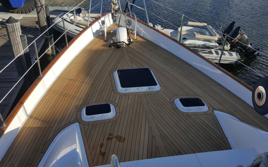 Building Your Yacht With Marine Carpentry