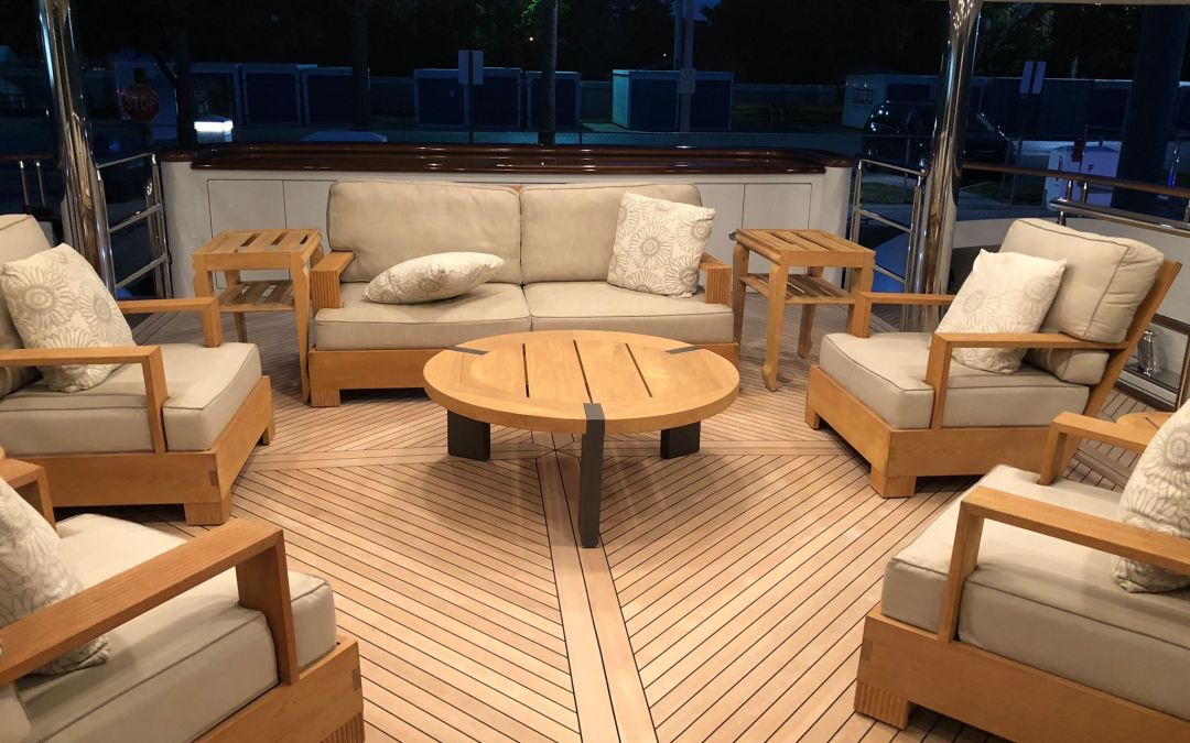 What Is The Best Type Of Teak Decking For Boats?