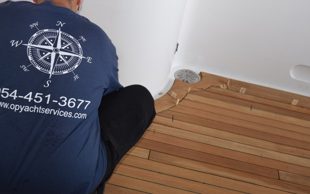 4 Ways Real Teak Wood Decking Elevates Your Yacht