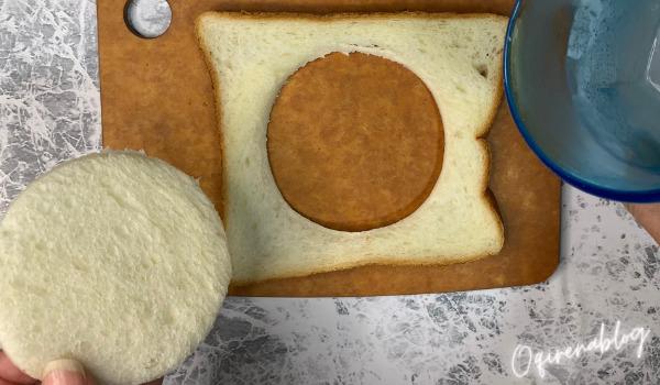 【ZIP】エッグインザバスケットのレシピ!エッグアートも調査