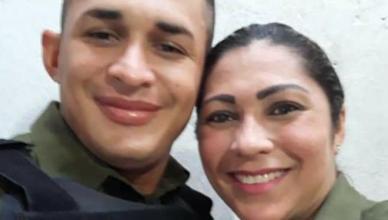Policial militar mata a própria esposa com tiro no rosto