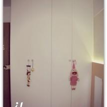 Porta do armário