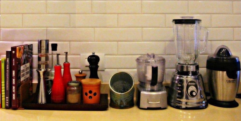 TRABALHAR em casa: Cozinha