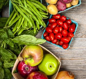 frutas-legumes-verduras para ser mais saudável em 2016