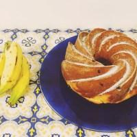 Bolo de Banana da Carol