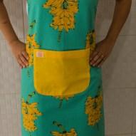 Avental de Cozinha Cacho de Banana