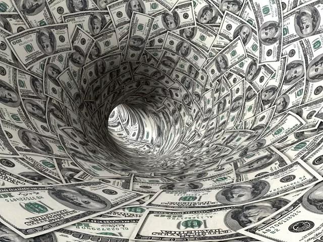 fin du dollar