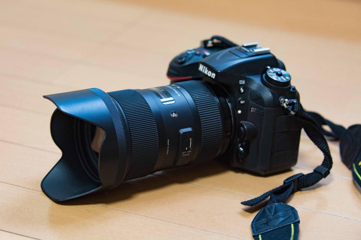 【レンズレビュー】SIGMA Art 18-35mm F1.8 DC HSM/aps-c機の標準域最強レンズ