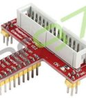 Raspberry Pi GPIO adapter board module for Raspberry Pi