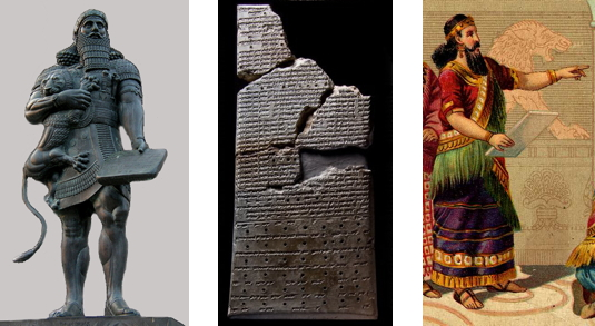 Image result for ashurbanipal