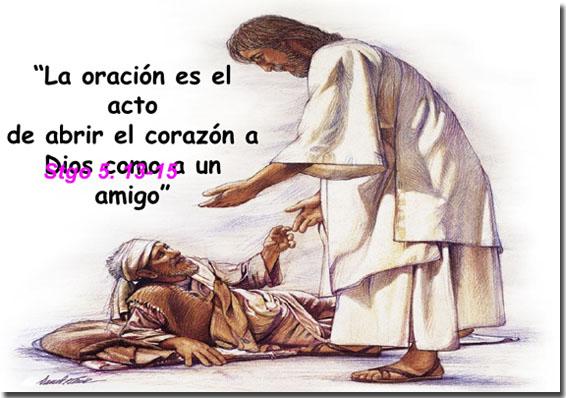 Abrir el corazón a Dios