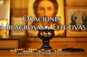 oraciones milagrosas y poderosas sangre de cristo