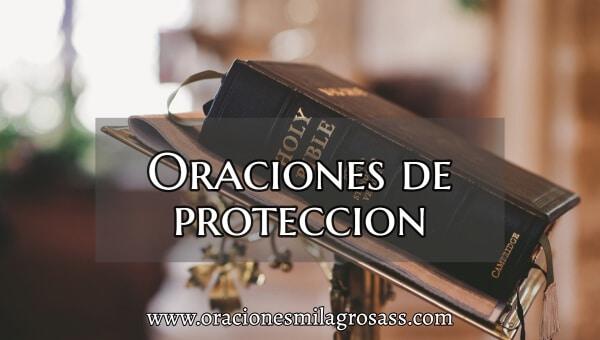 oracion de proteccion catolica